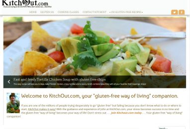 KitchOut website by Coppertree House