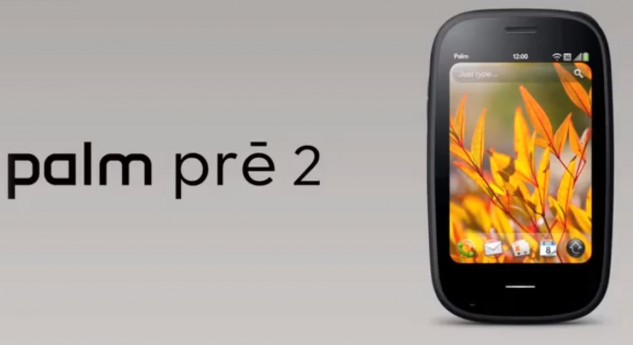 Palm Pre 2 – My New Cell Phone