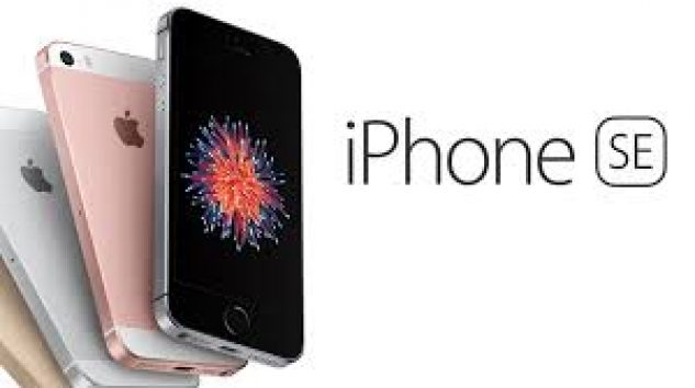 New iPhone SE for ME