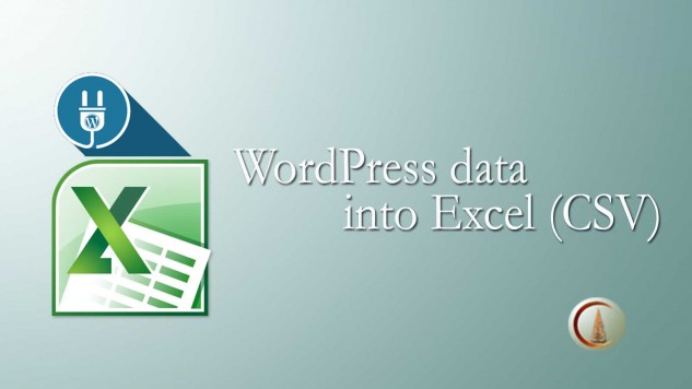 Export WordPress Data